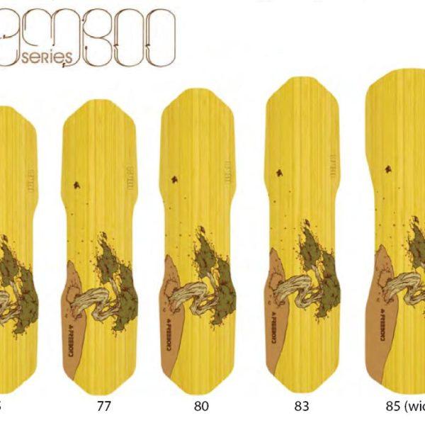 2010 - Bamboo Series Downhill