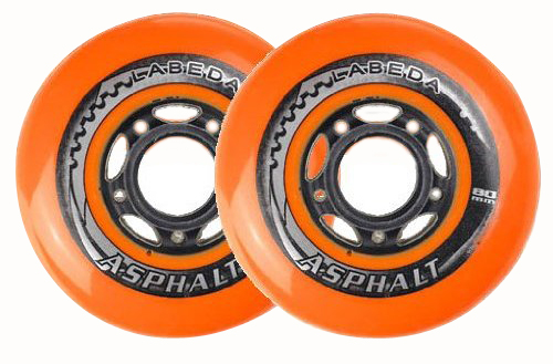 Centerwheels 76mm Asphalt (G2 / G3)-57