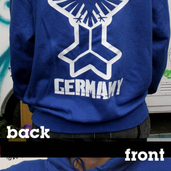 Freebord Hoodie -Freebord Germany Eagle--141