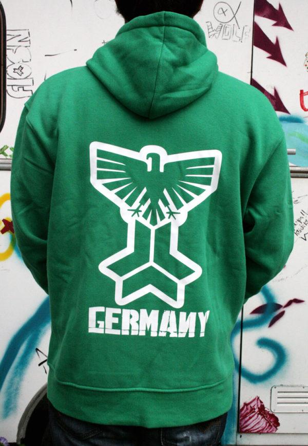 Freebord Hoodie -Freebord Germany Eagle--0