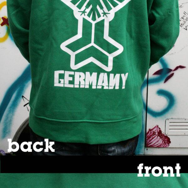 Freebord Hoodie -Freebord Germany Eagle--137