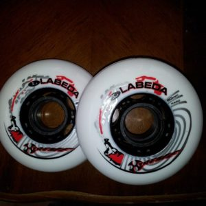 Centerwheels 80mm Extreme Hard (G3) -0