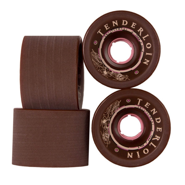 TENDERLOIN (SET OF 4) 70MM 80A-0