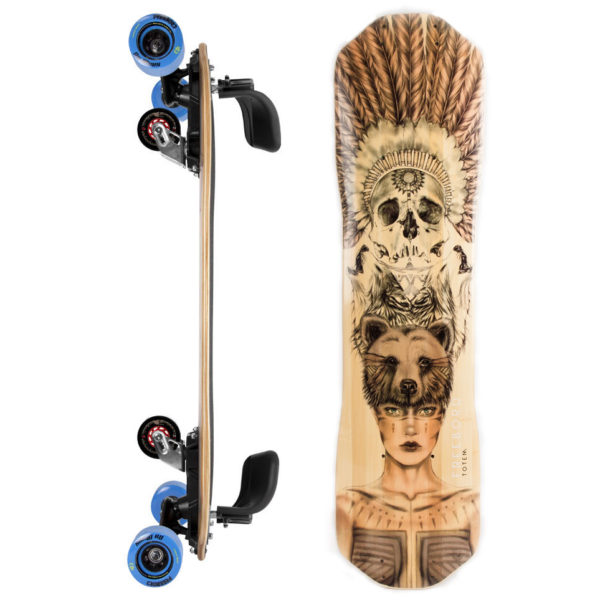 TOTEM BAMBOO PRO Package G3-R 2016 -0