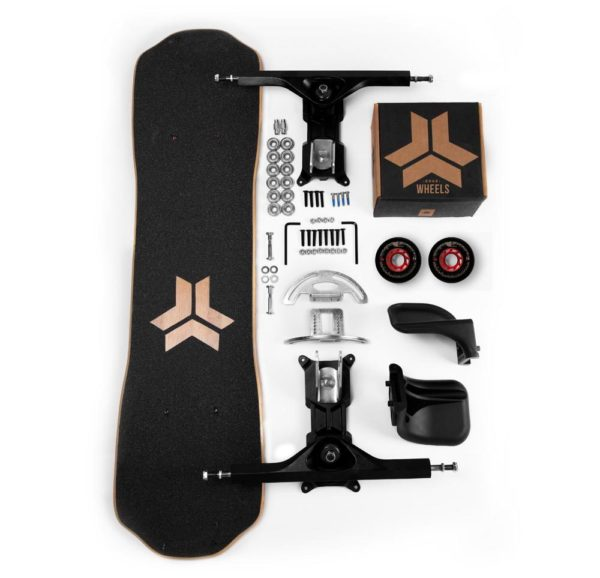 TOTEM BAMBOO PRO Package G3-R 2016 -381