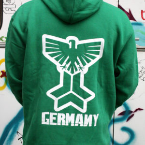 Freebord Hoodie -Freebord Germany Eagle--0