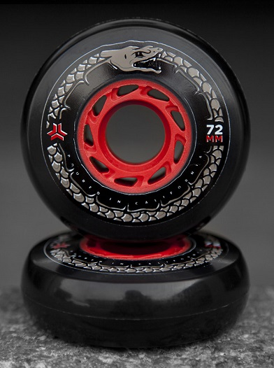 72MM FREEBORD BORO CENTER WHEELS 88A-365
